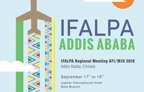 סיכום כנס IFALPA- אדיס אבבה אתיופיה 09/2019